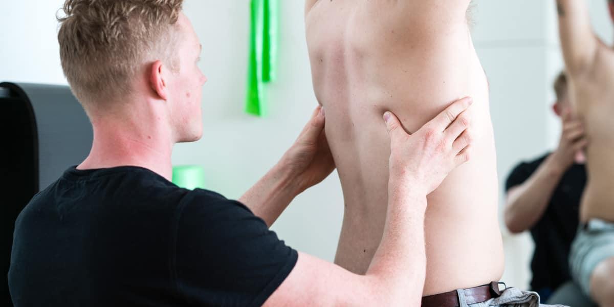 Fysioterapi I Nyborg Hos Rygxperten.dk