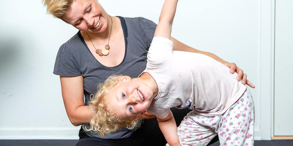 Børnebehandling - Rygxperten Nyborg